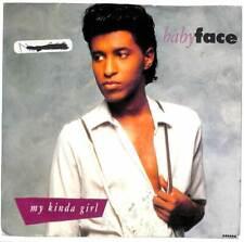 "Babyface - My Kinda Girl - 7"" Record Single"