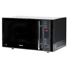IGENIX IG2590 COMBINATION MICROWAVE, GRILL & CONVECTION OVEN, BLACK, 25L (N)
