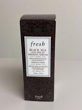 NEW Fresh Black Tea Age Delay Firming Serum 1 oz  / 30 ML