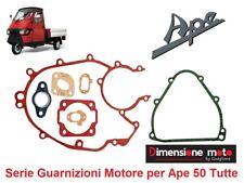 """9393 - Serie Completa Guarnizioni Motore """"CiF"""" per Piaggio Ape 50 Cross dal 2009"""