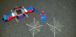 Lego marvel superheroes Spiderman Minifigure