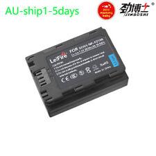 1X  2500mAh Battery for Sony NP-FZ100 Alpha ILCE-A9 a7R3 A7RM3 BC-QZ1 AU-SHIP1-5