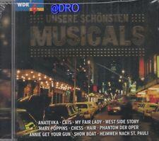 Unsere SCHÖNSTEN MUSICALS + CD + 20 starke Hits und die tollsten Melodien + NEU