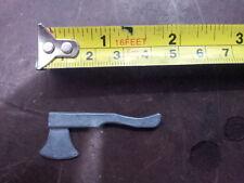 Hache en Métal Miniature Outils Petites Pièces Crèche de San Gregorio