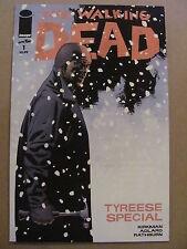 Walking Dead Tyreese Special #1 Image Skybound Kirkman 9.6 Near Mint+