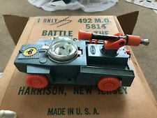 HAMILTON INVADERS MOSQUITO JEEP, EXTRA DRIVER, AND ORIGINAL SHIPPING BOX