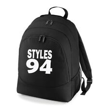 STYLES 94 BACKPACK BAGBASE BAG HARRY STYLES ONE DIRECTION GREAT FOR SCHOOL
