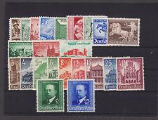 -DR - Jahrgang 1940 postfrisch komplett