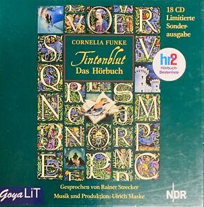 Tintenblut (Limitierte Sonderausgabe) Cornelia Funke   Hörbuch   CD
