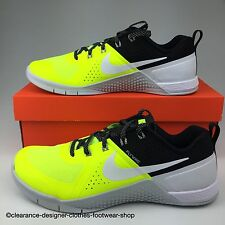 NIKE metcon 1 SCARPE DA GINNASTICA UOMO CORSA PALESTRA CROSS FIT Training SHOE UK 7 Rrp £ 110