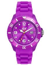 "OROLOGIO ICE WATCH ""ICE FOREVER"" VIOLET RUBBER SI.PE.B.S.09 - NEW (€ 89)"