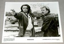 Original Actor Kiefer Sutherland Signed Photo