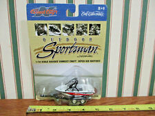 Correct Craft Super Air Nautique Boat With Trailer By Ertl 1/64th Scale