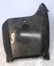 2001 HONDA CR250R    FRONT NUMBER PLATE