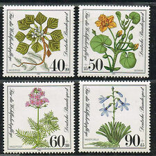Flowers Mint Never Hinged/MNH Decimal European Stamps