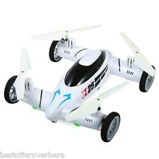 New SY X25 2.4G RC Quadcopter Land / Sky 2 in 1 UFO with Speed Switch