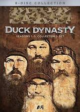 Duck Dynasty: Seasons 1-3 Collectors Set (DVD, 2013, 8-Disc Set) Brand New