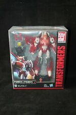 Transformers Hasbro Power of The Primes Elita-1 Figure MISB Collector Grade