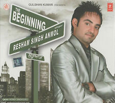 RESHAM SINGH ANMOL - THE BEGINNING.... BRAND NEW PUNAJBI BHANRA CD SONGS