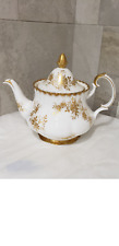 Royal Albert Antonette Pattern Tea Pot
