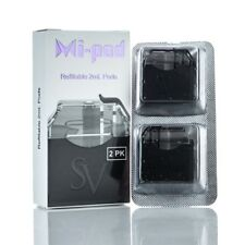 Mi-Pod Refillable Pods - 2 Pack - Genuine UK Stock - Vape Pod Systems