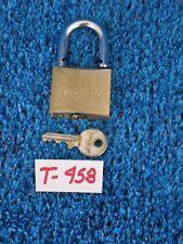 Master Magnum No.240 Lock  T-458