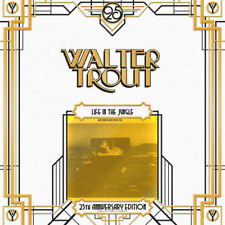Walter Trout Band – Life In The Jungle Vinyl 2LP 25th Anniversary NEW & SEALED