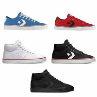 Converse Hi Top Replay Trainers Mens Shoes Casual Footwear Sneakers