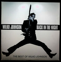 Wilko Johnson 'Back In The Night' best of 2xLP vinyl, deleted sealed Dr Feelgood