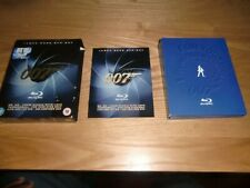 James Bond Blu-Ray Collection Vol.1 (Blu-ray, 2008, 6-Disc Set, Box Set)