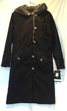 Nils Women Nadia 3/4 Length Resort Winter Snow Coat Black Size XL NEW