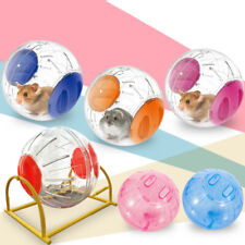 Hamster Running Ball Grinder Small Pets Gerbil Rat Activity Exercise Balls Cage