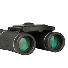 40 x 22 Waterproof Day And Night Vision ZOOM Mini Compact Foldable Binoculars UK