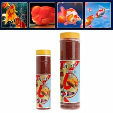 130/280g Fish Forage Aquarium Fish Tank Food Protein Goldfish Fodder Water Grain