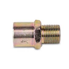 "Ölfilter Adapter Schraube 3/4""-UNF 3/4-16 für Sandwichplatte, Mocal, Racimex uvm"