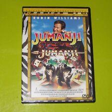 DVD.- JUMANJI (EDICION COLECCIONISTA) - ROBIN WILLIAMS - DESCATALOGADA