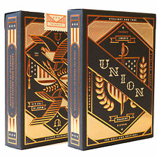Union Playing Cards by Theory 11 - Quality USA Made Card Deck - Poker Size