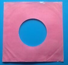 Ten Replicas Of Original Used Island Label, Company Record Sleeve, Pack Of 10