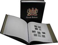 SG/DAVO Great Britain 1840 -1970 (Vol. I) Luxury Stamp Album. R5284