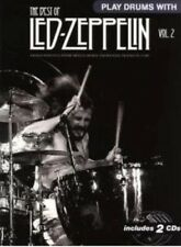 Play Drums With... The Best Of Led Zeppelin - Volume 2 - New Book Wise Publicati