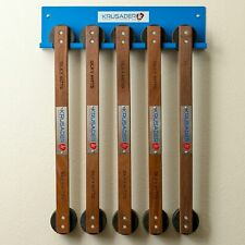 Combo: 5 Silky Mitts® Stick Handling Trainers with Hanging Rack