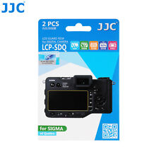 JJC 3H LCD Guard Film Camera Screen Display Protector For Sigma sd Quattro (H)