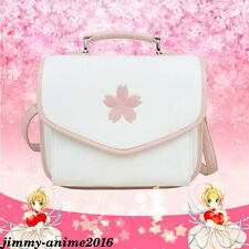 Lolita Sakura Japan High School Student JK Bookbag Handbag Shoulder Bag backpack