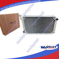 FOR Nissan Patrol Radiator GQ Y60 2.8 4.2 RD28 TD42 diesel / 3.0 Petrol 3 Row