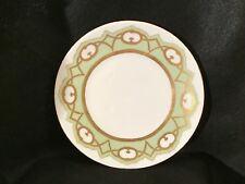 Lot# 1316. Vintage Silesia gold trimmed 7 3/4� plate