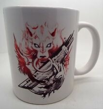 FF7 Final fantasy Loup Cloud strif Zack Style 11 Oz (environ 311.84 g) Mug Céramique Cadeau
