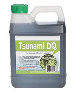 Crystal Blue 137 Tsunami DQ Aquatic Herbicide-37.3 Percent Diquat Dibromide-1 32