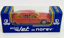 NOREV Mini Jet 406 CITROEN CX 1975 Rot MIB France DIECAST OVP n/b 1/64 1:66