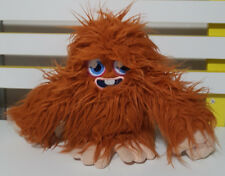 TALKING FURRY MOSHI MONSTER PLUSH TOY! SOFT TOY ABOUT 20CM TALL KIDS TOY!