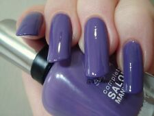 NEW! Sally Hansen Complete Salon Manicure nail polish Fe Fi Fo Plum #495 Purple